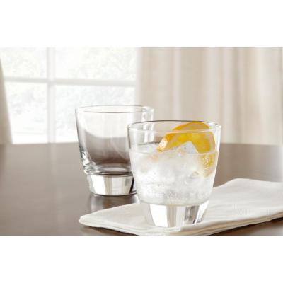 Egerton 10.75 oz. Double Old-Fashioned Glasses (Set of 4)