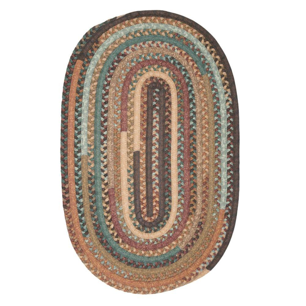 Warm Rugs Of Home Decorators Collection Delight Oval 8 Ft X 11 Ft