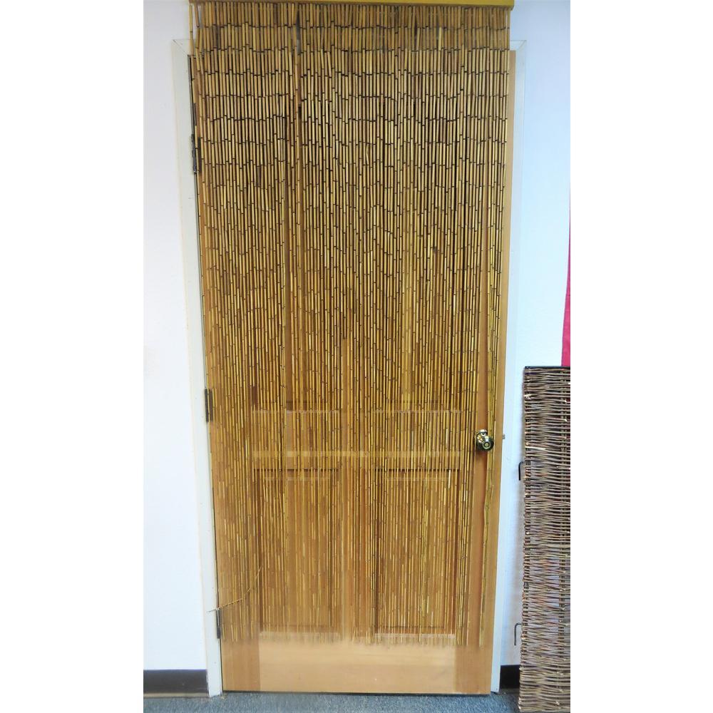Wood bead door curtain   Compare Prices at Nextag