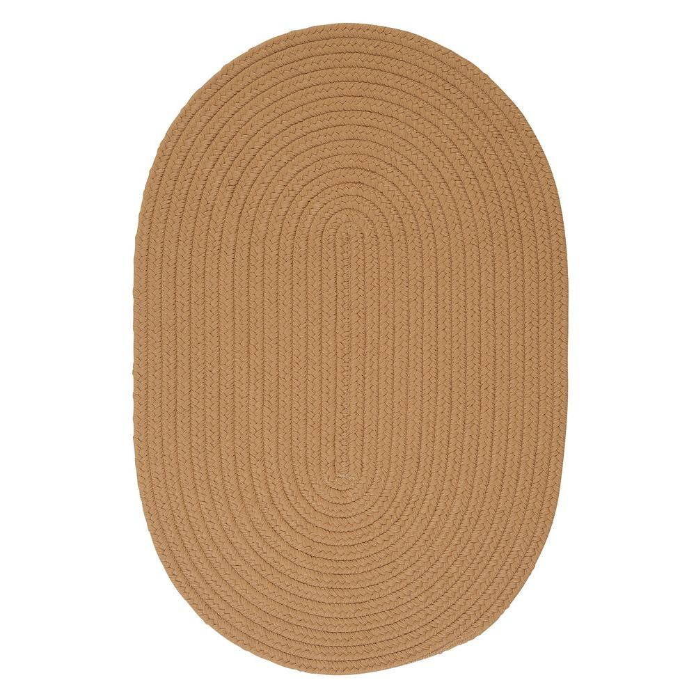 Home Decorators Collection Trends Topaz 2 ft. x 3 ft. Oval Braided Area Rug