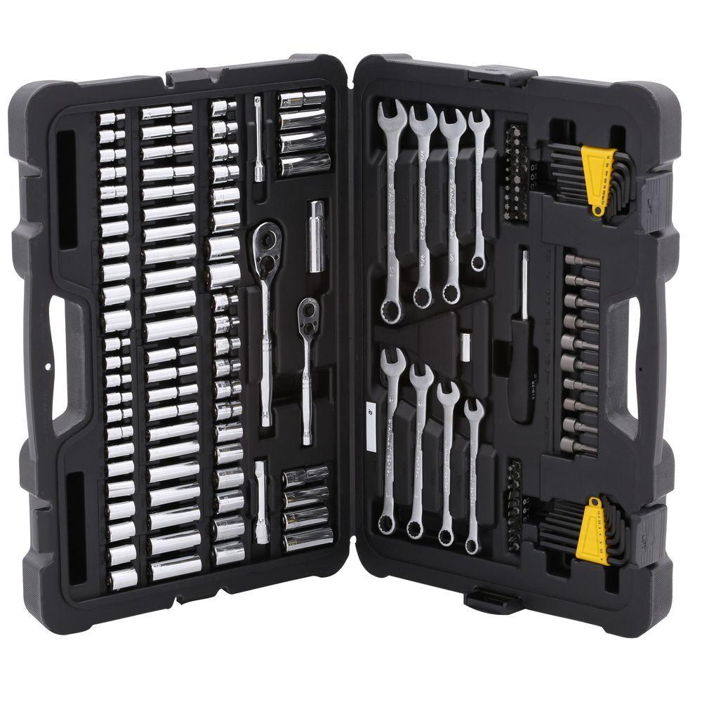 Stanley Mechanics Tool Set (145-Piece)