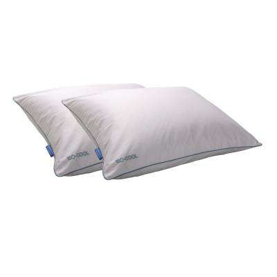 Isotonic Polyester Standard Pillow (Set of 2)