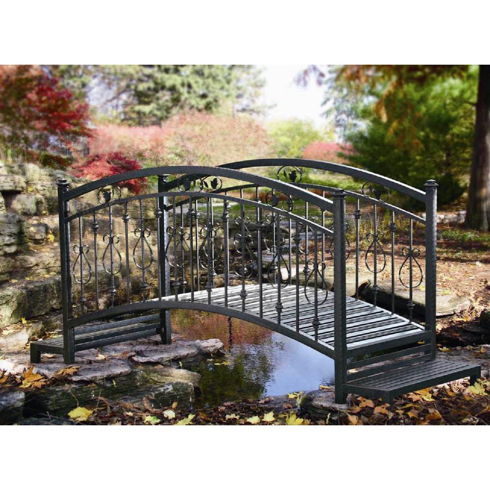 Outdoor Garden Bridge