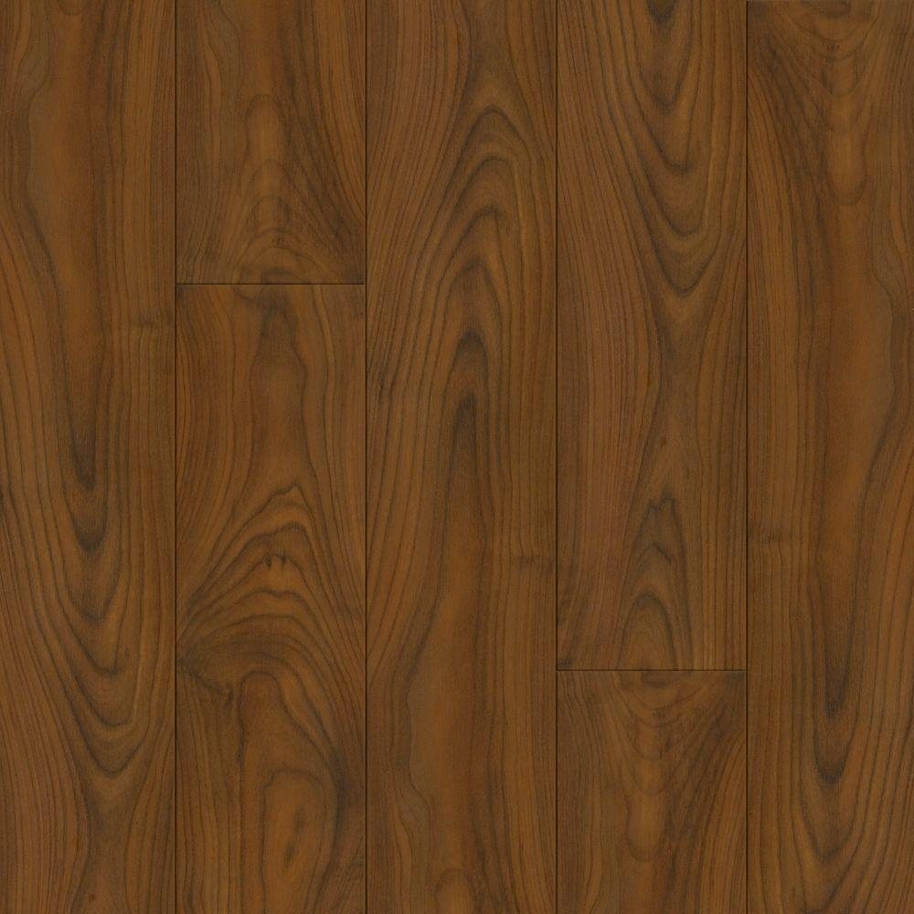 Autumn Mahogany 8 mm Thick x 5.31 in. Wide x 47-49/64