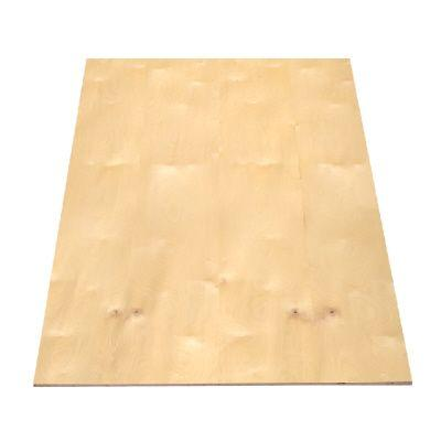1/2 in. 4 ft. x 8 ft. Maple/Birch Hardwood Plywood-598110 - The ...