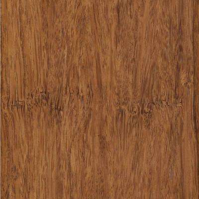 Strand Woven Toast 3/8 in. Thick x 3-7/8 in. Wide x 36-1/4 in. Length Solid Bamboo Flooring (23.41 sq. ft. / case)