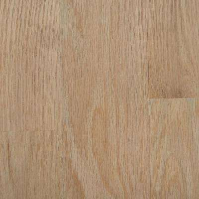 Red Oak 3/4 in. Thick x 5 in. Wide x 84 in. Length Solid Hardwood Flooring (14.5 sq. ft. / case)