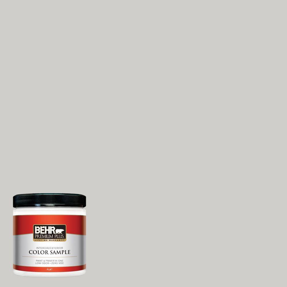 8 oz. #PPF-18 Gazebo Gray Interior/Exterior Paint Sample
