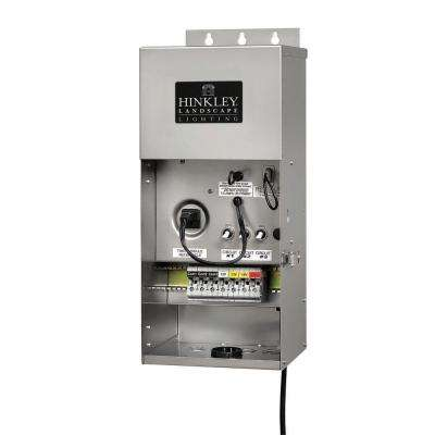 12-Volt 900-Watt Stainless Steel Multi-Tap Transformer