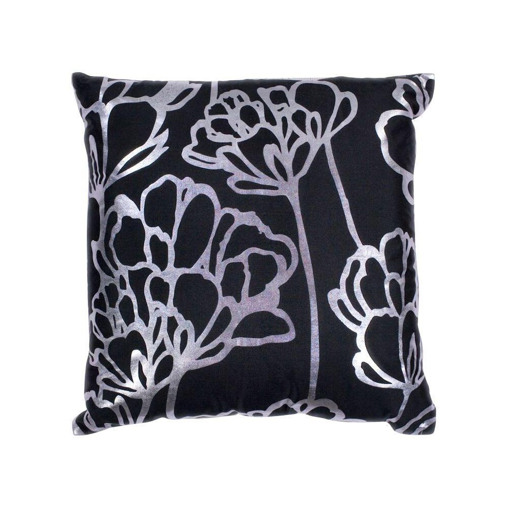 Bailey Black Decorative Pillow