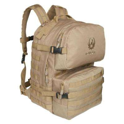 Barricade Tactical Pack in Tan