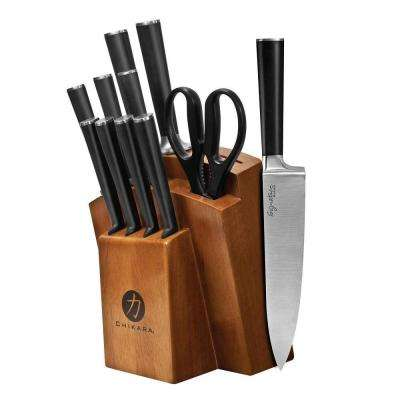 Chikara 12-Piece Knife Set