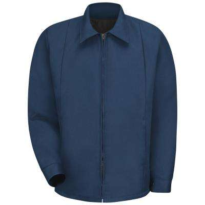 Men's 5X-Large (Tall) Navy Perma-Lined Panel Jacket
