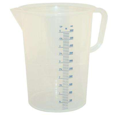 Polypropylene Measuring Pitcher