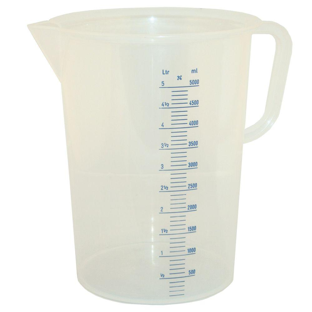 Kraft Tool Co. Polypropylene Measuring Pitcher-GG602 - The ...
