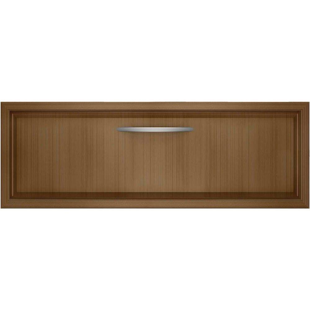 KitchenAid 27 in. Warming Drawer in Overlay Panel-Ready