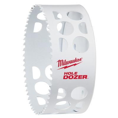 4-1/2 in. Hole Dozer Bi-Metal Hole Saw