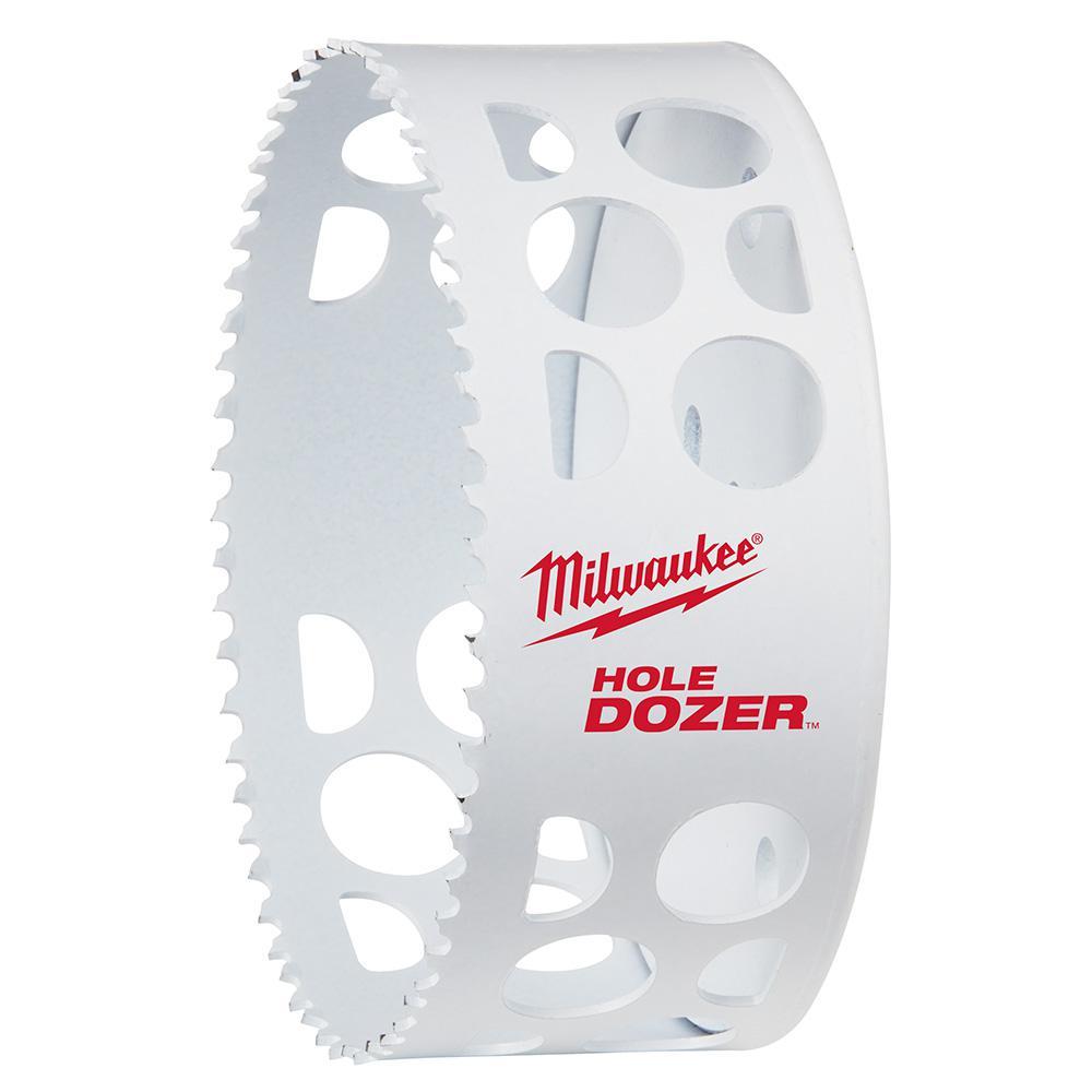 Milwaukee 5 in. Hole Dozer Bi-Metal Hole Saw