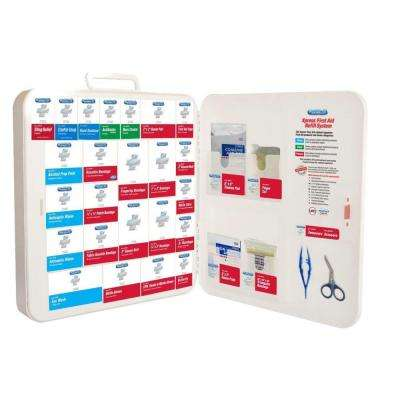 Xpress First Aid Kit Refill System (370-Piece)