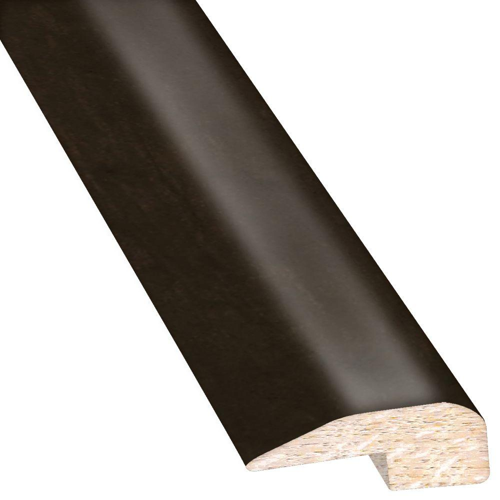 Maple Midnight 0.88 in. Thick x 2 in. Wide x 78