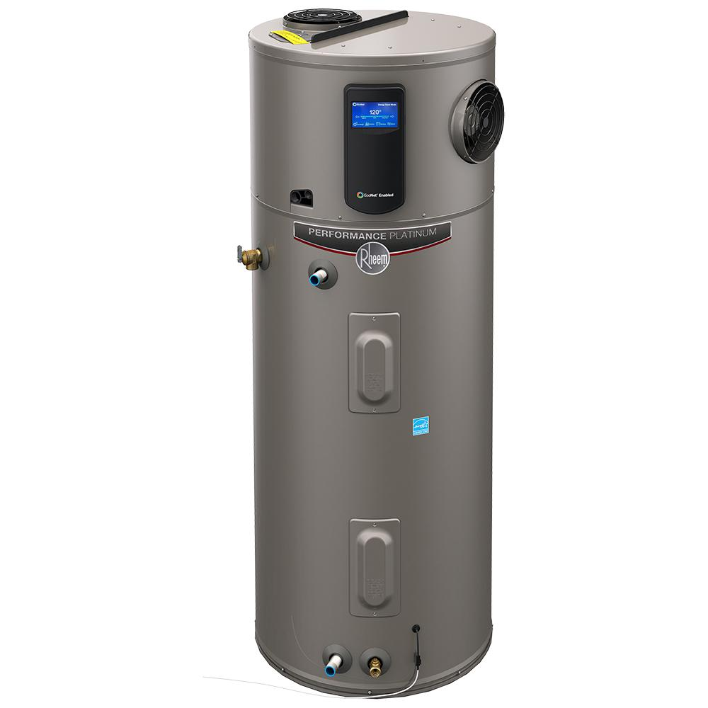 Performance Platinum 65 Gal. 10-Year Hybrid High Efficiency Electric Tank Water