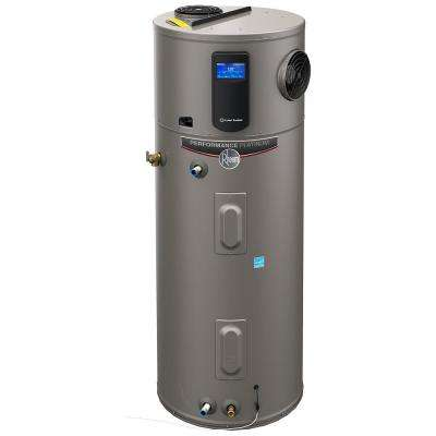 Performance Platinum 65 Gal. 10-Year Hybrid High Efficiency Electric Tank Water Heater with EcoNet