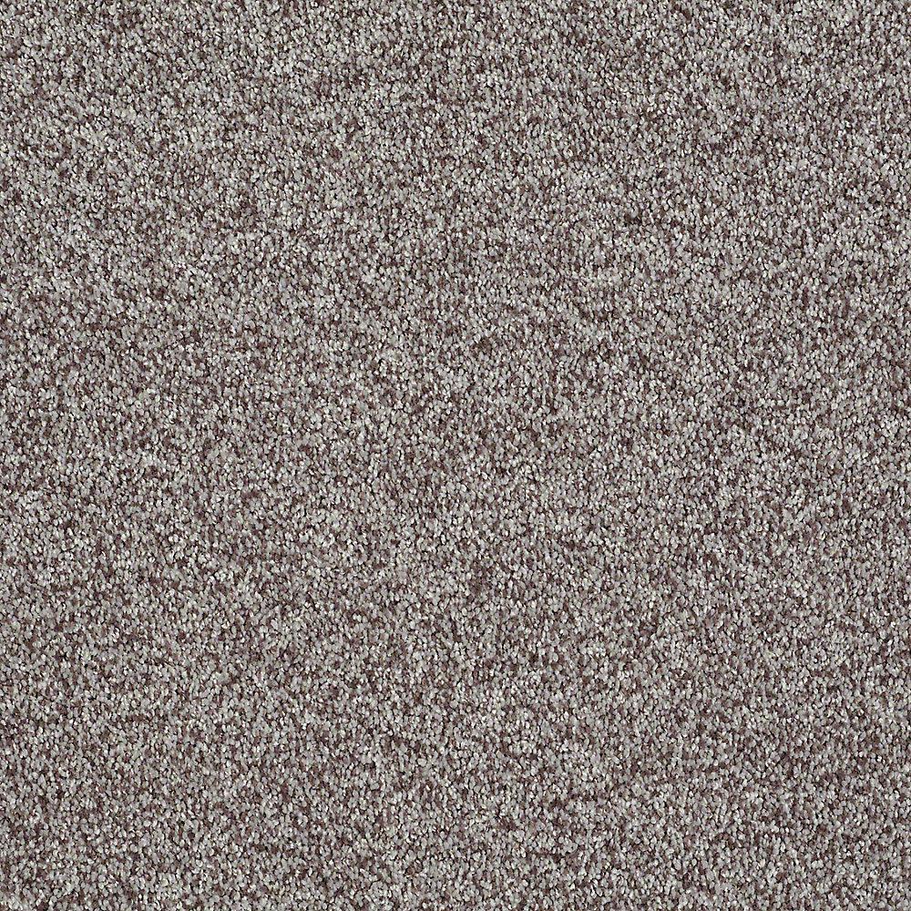 Carpet Sample - Starlight - In Color Hearth Stone 8 in. x 8 in.