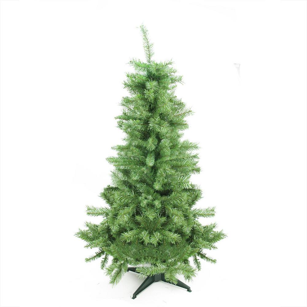 16 Foot Christmas Tree: Northlight 4.5 Ft. X 28 In. Unlit Slim Mixed Pine