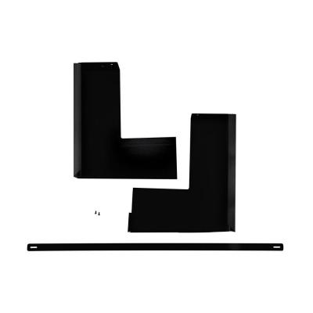 36 in. Over the Range Microwave Accessory Filler Kit in Black