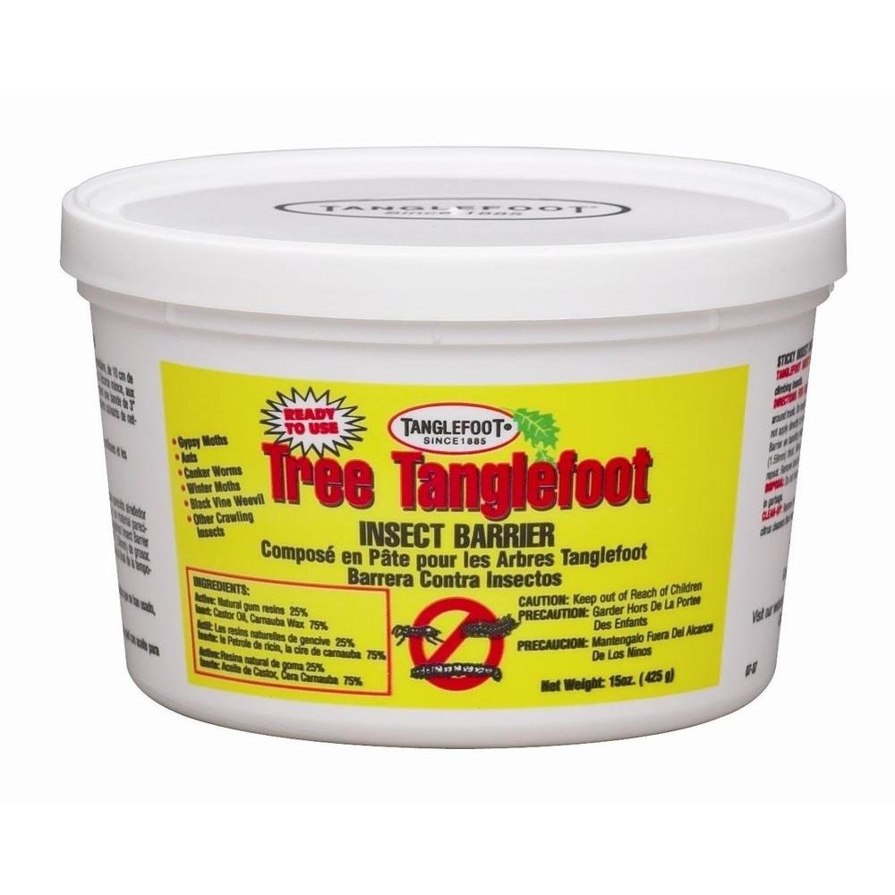 Tanglefoot Tree Insect Barrier 15 oz Tub ReadyToUse300000684