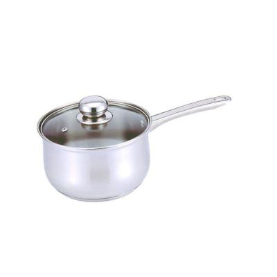 2 Qt. Sauce Pan with Glass Cover