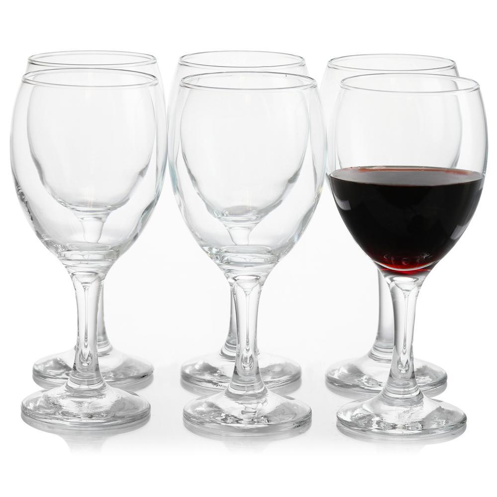 889383a752da Pasabahce Prestige 11.75 oz. Red Wine Glass (6-Pack) 985105111M ...