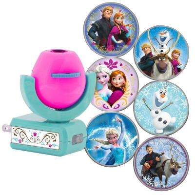 Disney Frozen 6 Image Auto LED Night Light