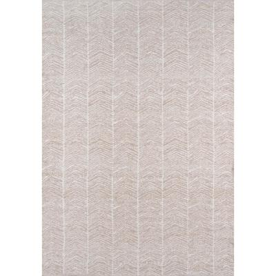 Congress Brown 5 ft. x 7 ft. 6 in. Indoor/Outdoor Area Rug