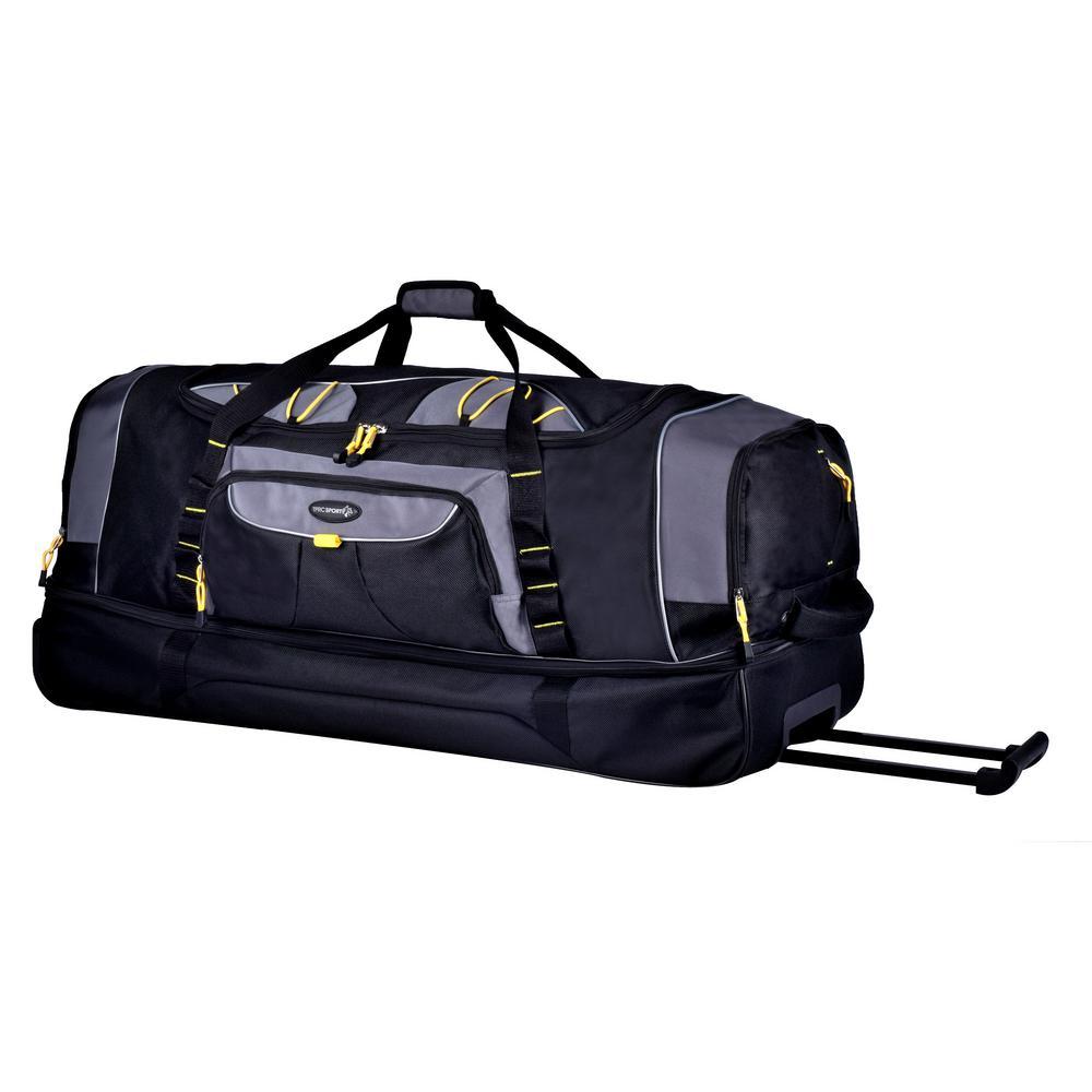 TPRC Sierra Madre 36 in. Rolling Duffel Bag-PR-93136 - The Home Depot 8ab012bb6c