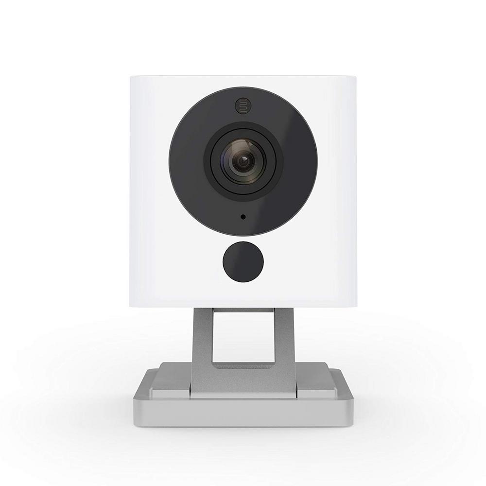 Wyze 1080p WyzeCam HD Wi-Fi Indoor Smart Home Camera, Night Vision, 2-Way Mic, Alexa Ready, Free 14 Day Cloud Drive