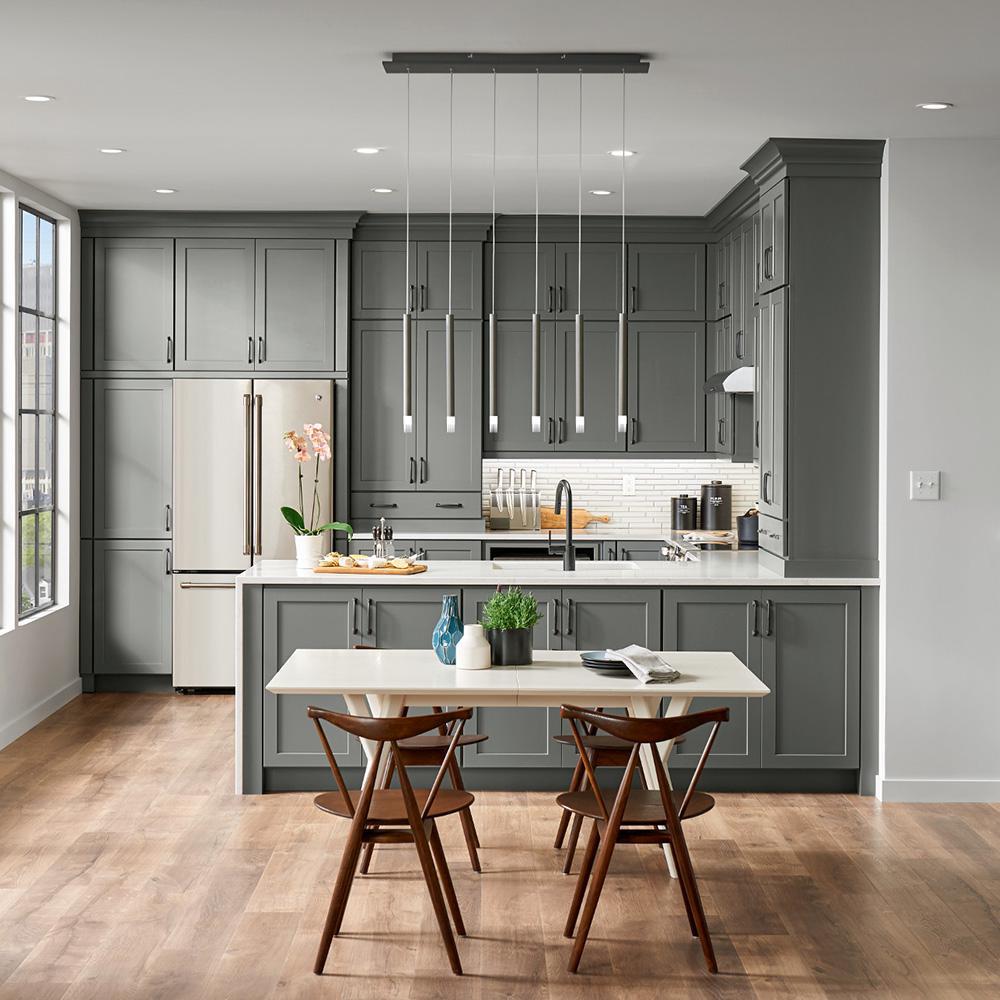 American Woodmark Custom Kitchen, American Kitchen Cabinets Inc