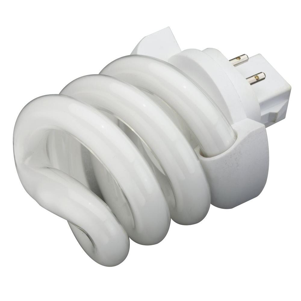 Lithonia Lighting 13-Watt Full-Spiral Compact Fluorescent Light Bulbs