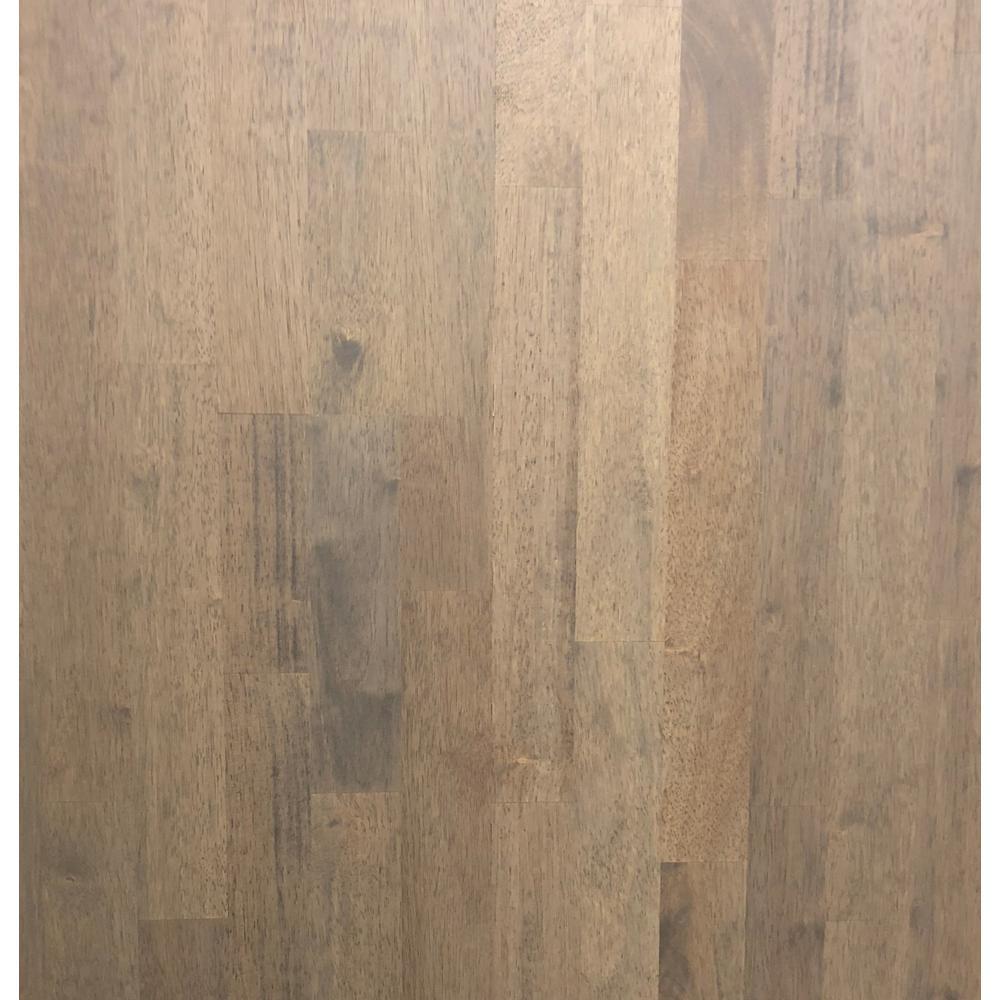 Classic Hardwood Hevea Flagstaff 9/16 in. T x 7.5 in. W x 86.25 in. L Engineered Hardwood Flooring (27 sq. ft. / case)