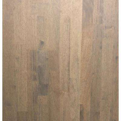 Take Home Sample - Classic Hardwood Hevea Flagstaff Engineered Hardwood Flooring - 7.5 in. x 8.25 in.