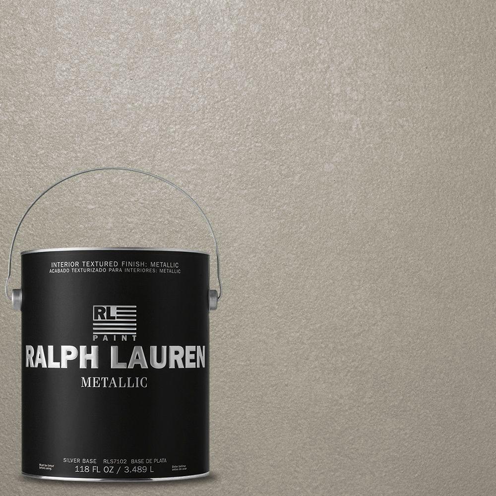 Ralph Lauren 1-gal. Mica Silver Metallic Specialty Finish Interior Paint