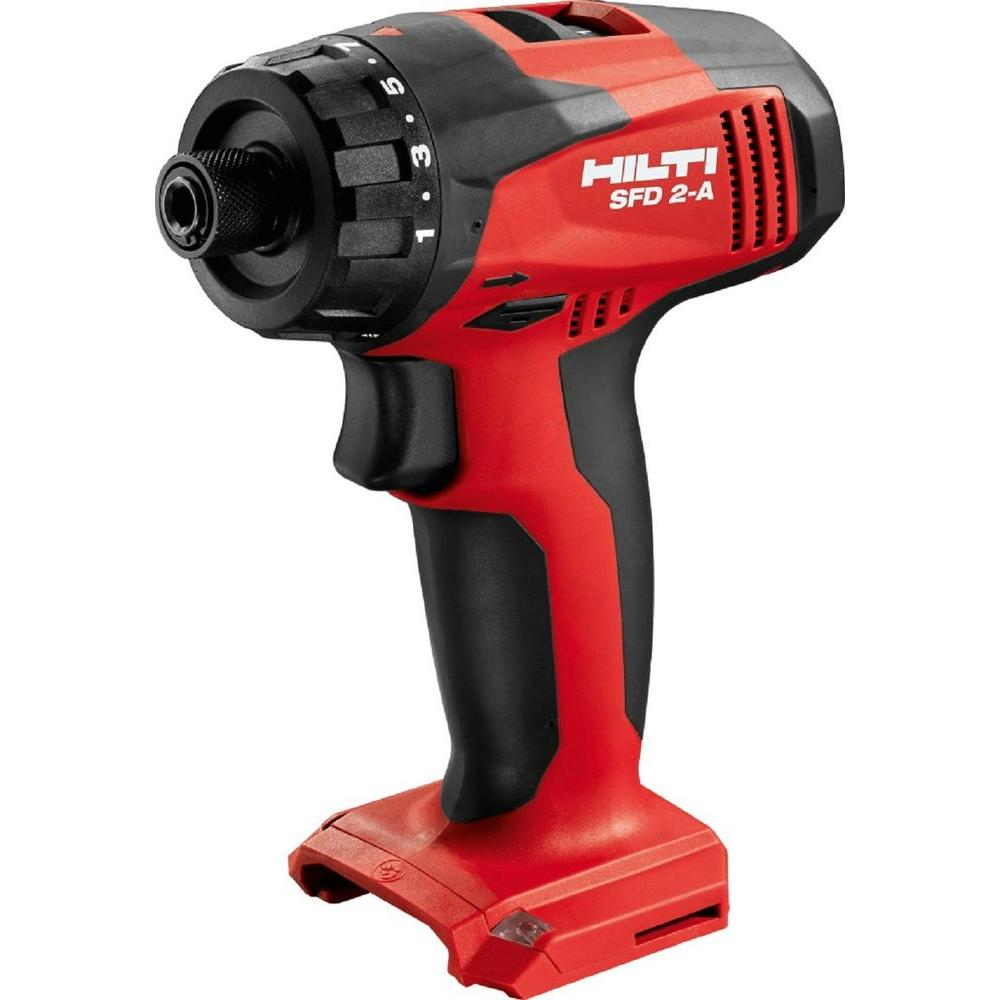 12-Volt Lithium-Ion 1/4 in. Cordless Drill Driver SFD 2-A Tool Body