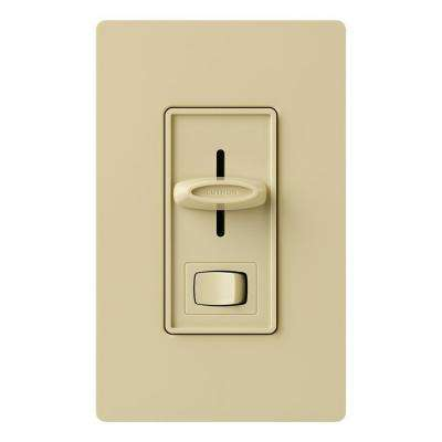 Skylark 300-Watt Single-Pole Electronic Low-Voltage Dimmer - Ivory
