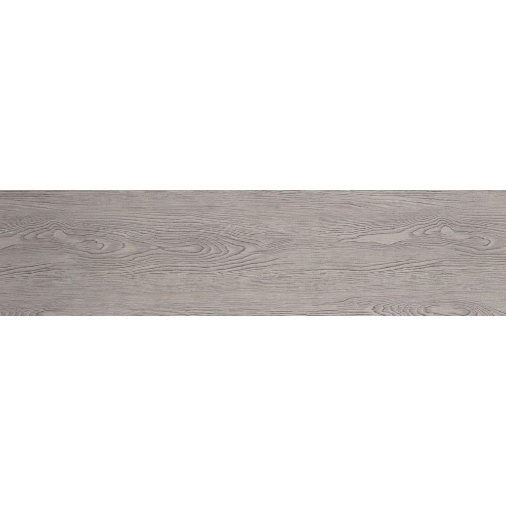 Emser Alpine Foam 6 in. x 36 in. Porcelain Floor and Wall Tile ...