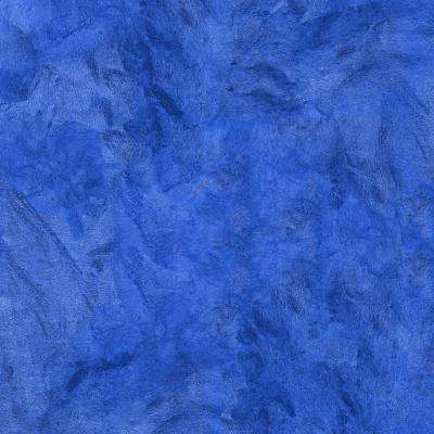 8 in. x 10 in. Laminate Sheet in Cobalt Oscar with Virtual Design Matte Finish