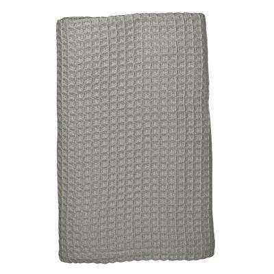 Organic Cotton Knitted Blanket