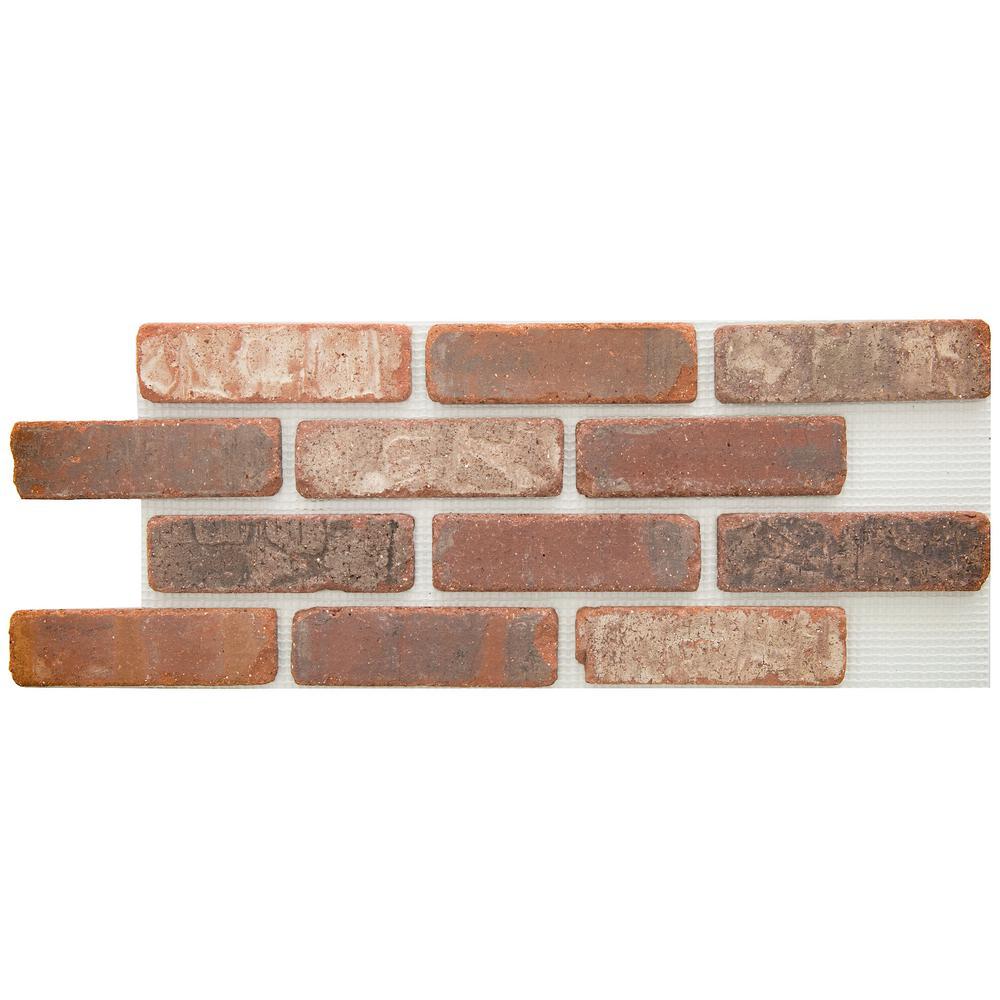 Old Mill Brick Brickweb Castle Gate 8.7 sq. ft. 28 in. x ...