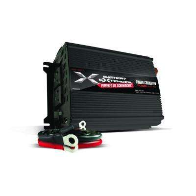 Battery Extender 12-Volt, 1,000-Watt Power Converter