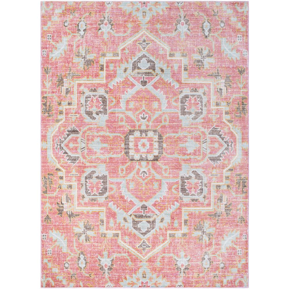 Artistic Weavers Karolina Pale Pink 2 Ft. X 3 Ft. Indoor