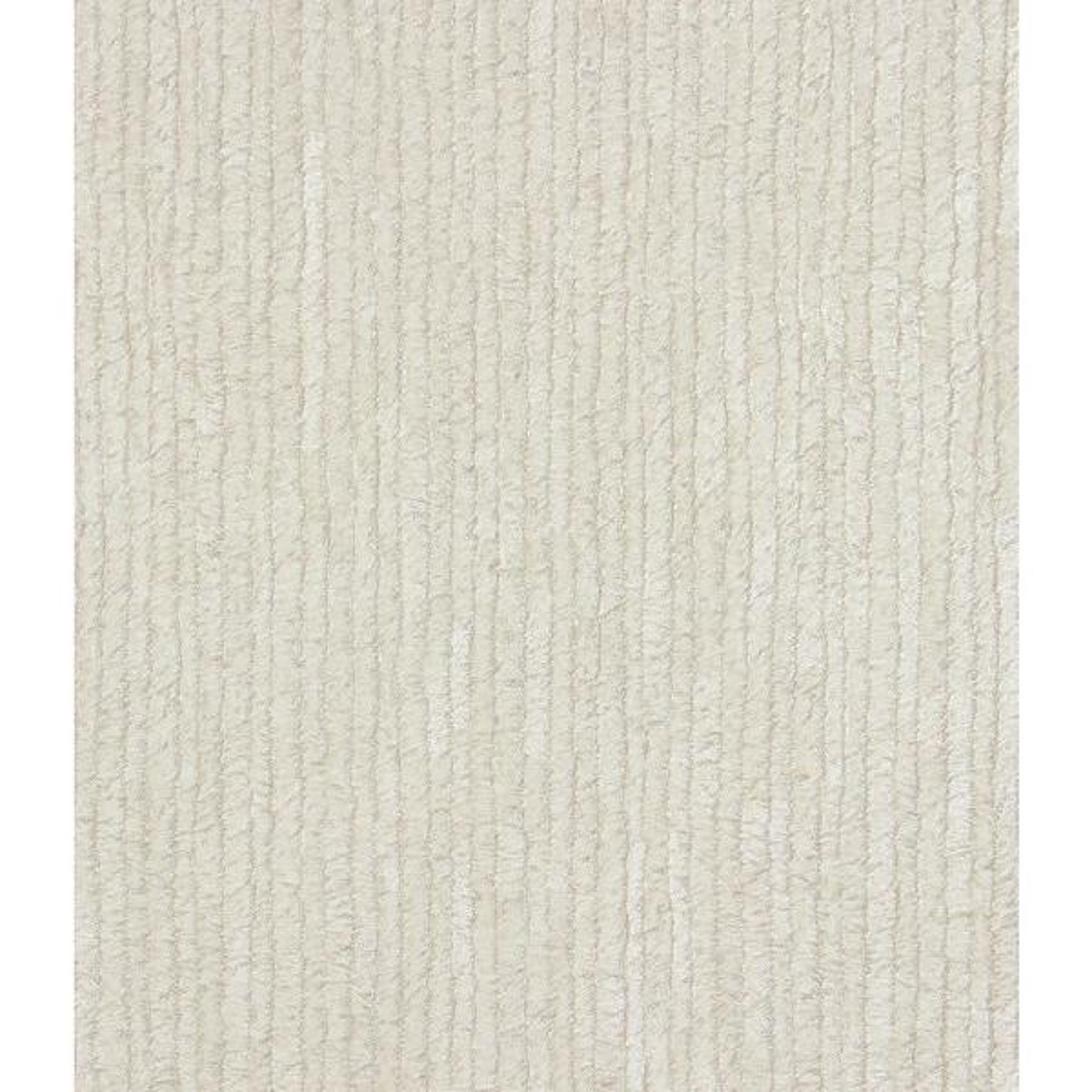Brewster 57.8 sq. ft. Down Cream Stripe Wallpaper 2871-88721